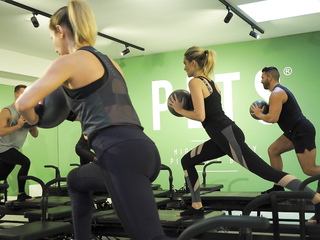 Celebrity Lifestyle: The Angel Workout