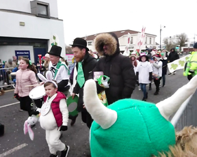 Saint Patrick's day parade Blanchardstown 17/03/2018