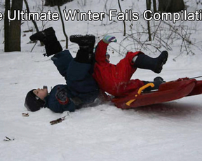 The Ultimate Winter Fails Compilation