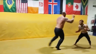 Conor McGregor - Crazy Workout and Training