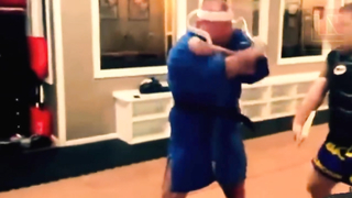 COCKiEST EVER MMA FiGHTER Gets Knocked Out COLD