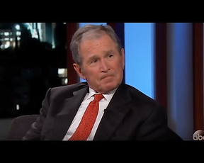 George W Bush Asked About UFOs and Aliens