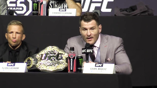 Should the Winner of Stipe Miocic vs Daniel Cormier Be Considered the G.O.A.T?