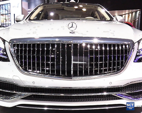 Mercedes Maybach S Class S650 Sedan 2019 .