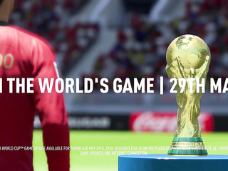 FIFA 18 - World Cup Russia Reveal ft. Cristiano Ronaldo | PS4