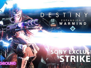 "Destiny 2: Warmind Gameplay: Sony Exclusive Strike ""Insight Terminus"" on PS4 Underground"