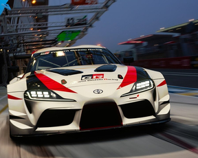 Gran Turismo Sport - April Update: Toyota GR Supra Racing Concept | PS4