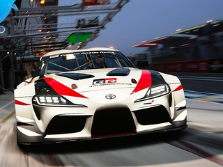 Gran Turismo Sport - April Update: Toyota GR Supra Racing Concept on PS4