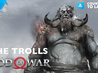 God of War's Bestiary: The Troll | Countdown to Launch