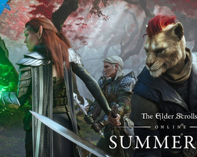 The Elder Scrolls Online: Summerset - Cinematic Trailer | PS4
