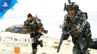 Call of Duty: Black Ops 4 — Multiplayer Reveal Trailer