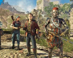 Strange Brigade – Co-op Gameplay Trailer | PS4
