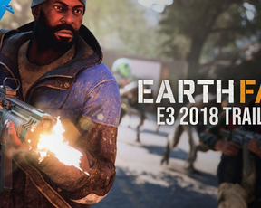 Earthfall – E3 2018 Trailer | PS4