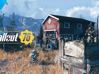 Fallout 76 - A New American Dream! An Intro to C.A.M.P. Gameplay Video | PS4