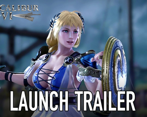 SOULCALIBUR VI - PS4/XB1/PC - Launch Trailer