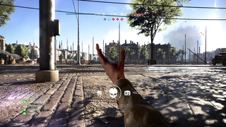 Battlefield V Beta Call for help after was shoot down