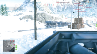 Field gun in bf5