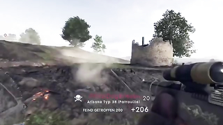 The Arisaka Typ 38 against nohands.