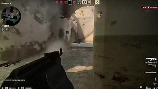 This guy shows a nice ace and knows how to clutch.