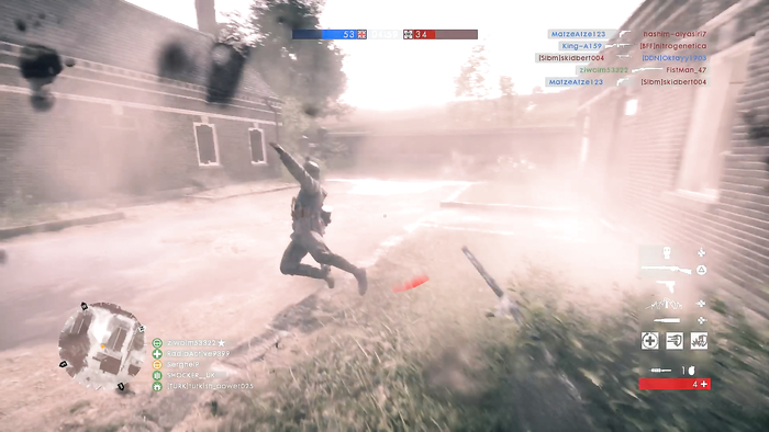 The story how i death. Battlefield 1.