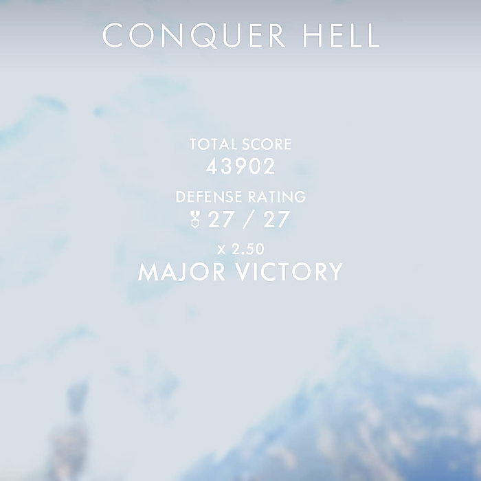 Conquer Hell in Battlefield 5 Nice Results.