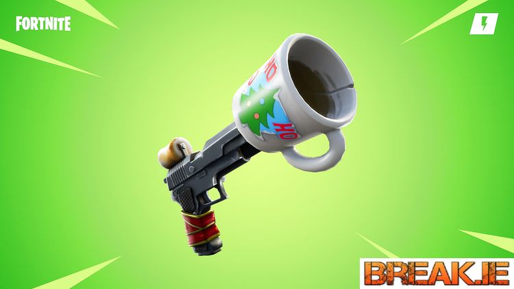 COCOA .45 The hottest of silenced pistols is returning in Fortnite.