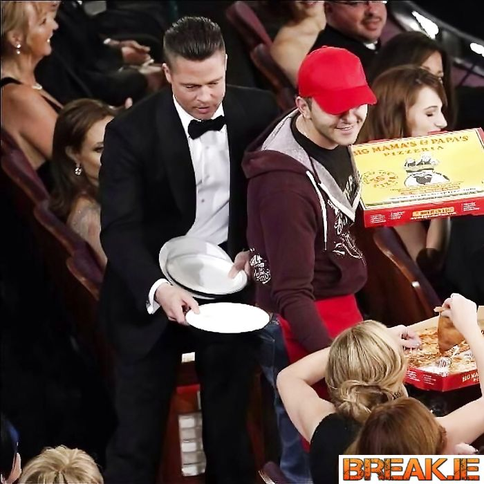 A moment at the Oscars to be remembered forever