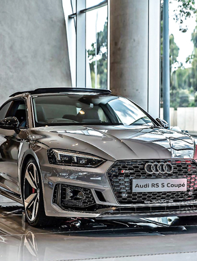 Audi RS7 Coupe.