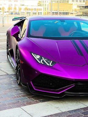 I love the Lamborgini Huracan.