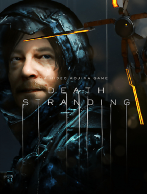 Death Stranding - a game from legendary game creator Hideo Kojima.