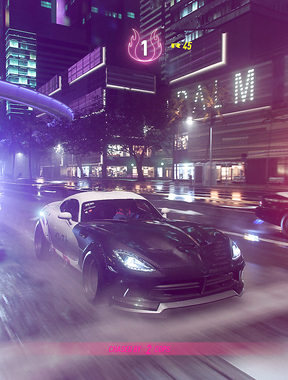 Need for Speed Heat - is an adrenaline-fueled, vibrant racing game where the lines of the law fade as the sun starts to set.