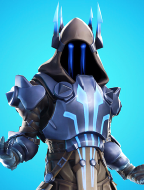 New to Fortnite - the ICE KING CONSTRUCTOR.