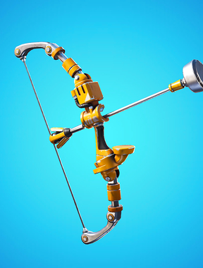 New update to Fortnite - COMPRESSION BURSTER.