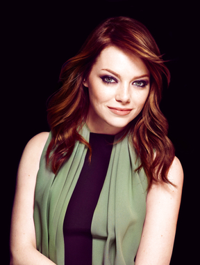 this is the closes im ever going to get to emma stone.