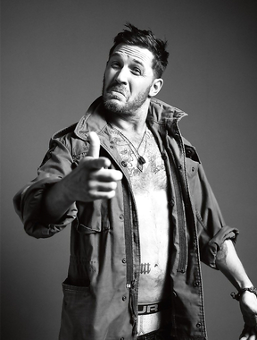 Your favorite movie with Tom Hardy?