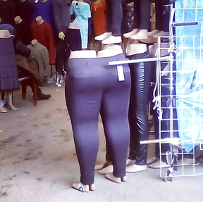 Just pants to fit your quads.