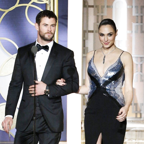 Chris Hemsworth and Gal Gadot, would you like to see them in the same movie?