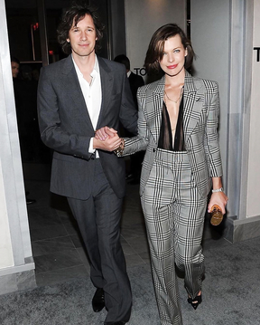 Beautiful Milla Jovovich and Paul Anderson have been together for 18 years