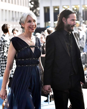 Keanu Reeves, 55, goes public with his first girlfriend in DECADES as he holds hands with artist Ale