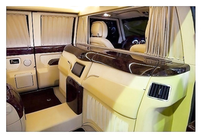 Soviet luxury in modern frames ZIL 4112R