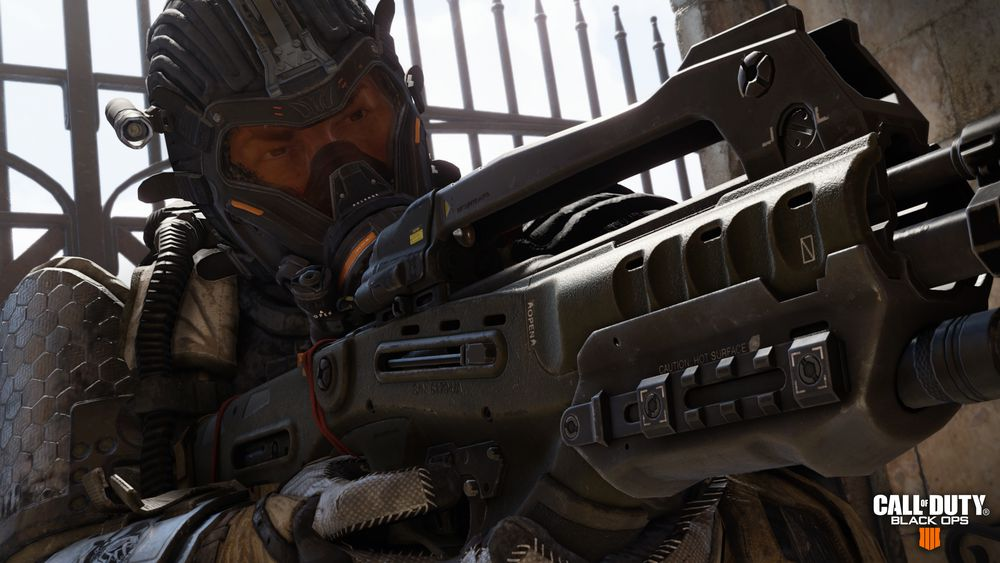 Call of Duty: Black Ops 4 is set for release Oct. 12 on PlayStation 4, Windows PC and Xbox One.