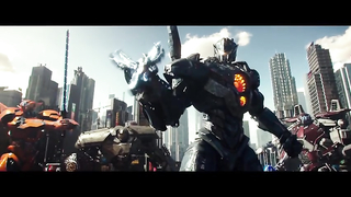 Pacific Rim Uprising 2018 - new movie trailer.