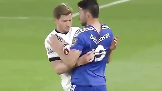 When Spurs and Chelsea got very heated