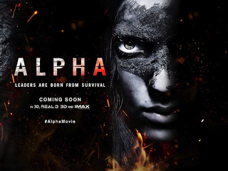 ALPHA - 2018 New Movie by SONY - Official Trailer.