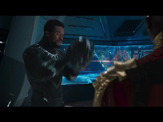 Black Panther - Movie Trailer Nr.1 (2018)