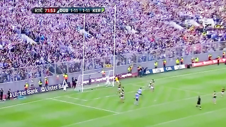 What a moment and what a day for Dublin.