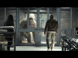 Rampage Official Movie Trailer Nr.1 (2018)
