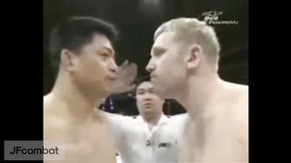 Funny Staredowns in Boxing and MMA Compilation.