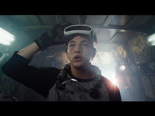 New Awesome Movie: Ready Player One!