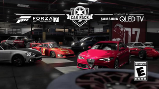 Forza Motorsport 7 new cars in.